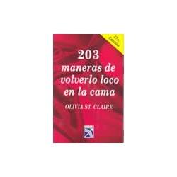 203 MANERAS DE VOLVERLO LOCO EN LA CAMA
