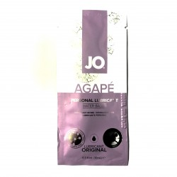 JO® AGAPÉ ORIGINAL - Lubricante base agua de 10ml