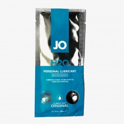 JO® H2O ORIGINAL - Lubricante base agua de 10ml