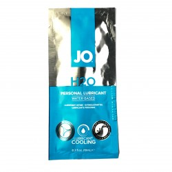 JO® H2O COOLING- Lubricante base agua de 10ml