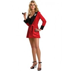 SECRET WISHES WOMEN PLAYBOY SEXY GIRLFRIEND COSTUME, disfraz distinguido y sexy de Playboy