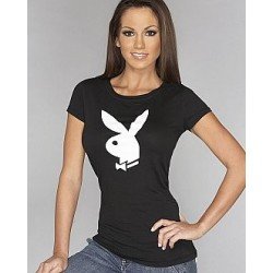 Camiseta Playboy Clásica