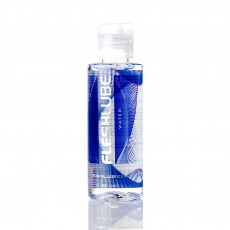 FLESHLIGHT & FLESHJACK FLESHLUBE WATER / LUBRICANTE BASE AGUA 118ML