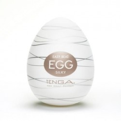 TENGA EGG MODELO SILKY