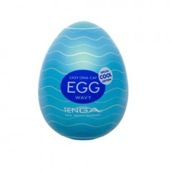 TENGA EGG MODELO WAVY SPECIAL COOL EDITION