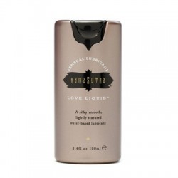 SENSUAL LUBRICANT LOVE LIQUID- Lubricante base agua 100 ml