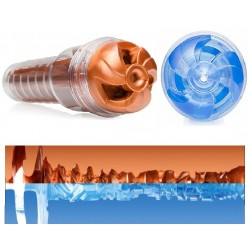 FLESHLIGHT TURBO THRUST / MASTURBADOR QUE SIMULA SEXO ORAL