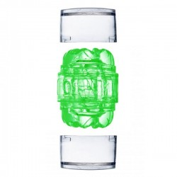 FLESHLIGHT QUICKSHOT HOLIDAY / MASTURBADOR VERDE