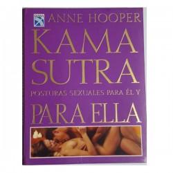 KAMASUTRA POSTURAS SEXUALES PAR ELLA Y PARA ÉL por Anne Hooper