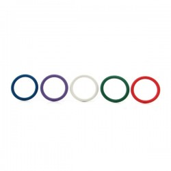 5 PACK RUBBER RING SET- 1 1/4 ""